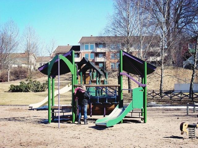 Strömsnäsparken-lekplats